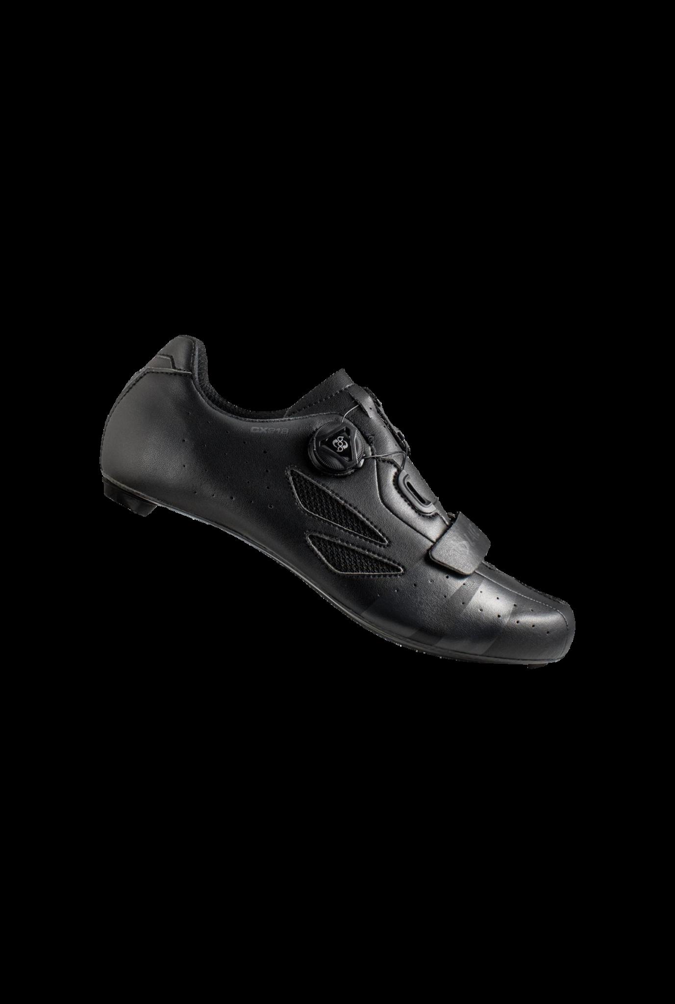 Schoenen Lake CX218 Black / Grey-1