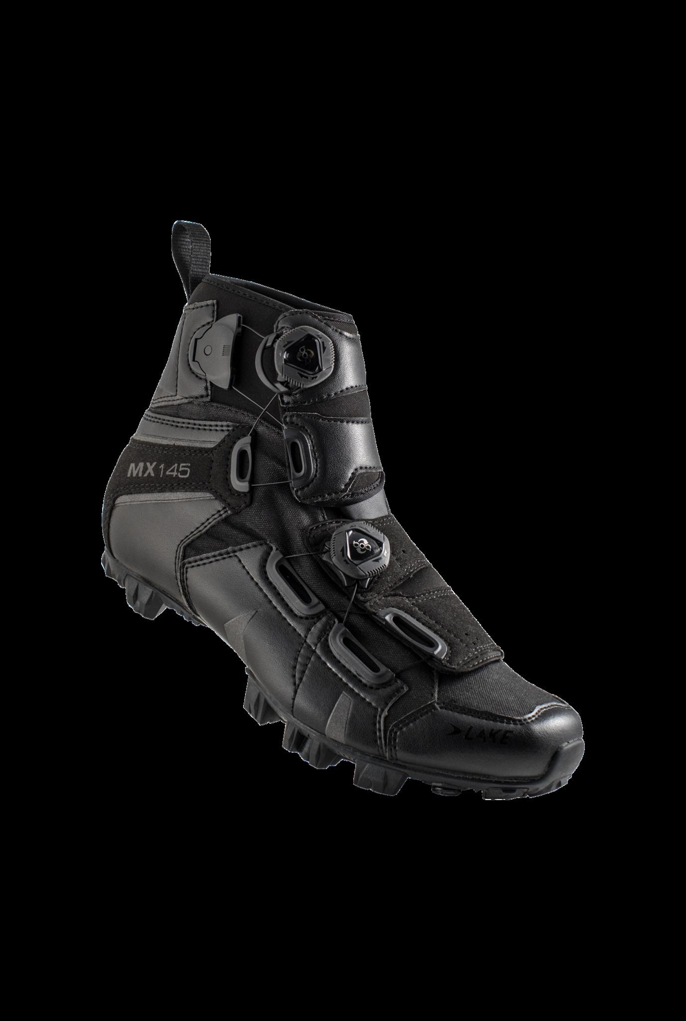 Schoenen Lake MX145 Black-3