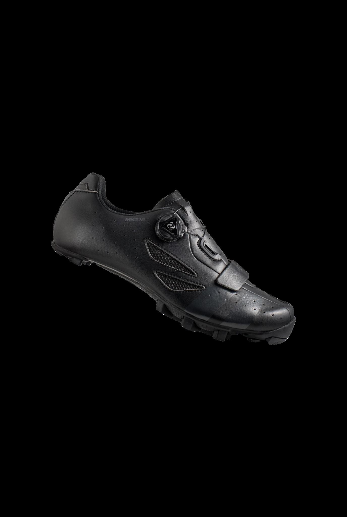 Schoenen Lake MX218 Black/Grey-1