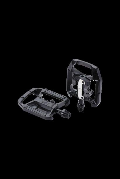 BPD-61 pedalen DualChoice zwart