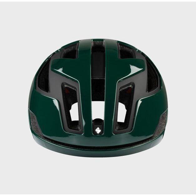 Falconer II Helmet Gloss Forest Green Medium-3