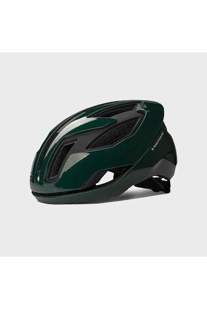 Falconer II Helmet Gloss Forest Green Medium