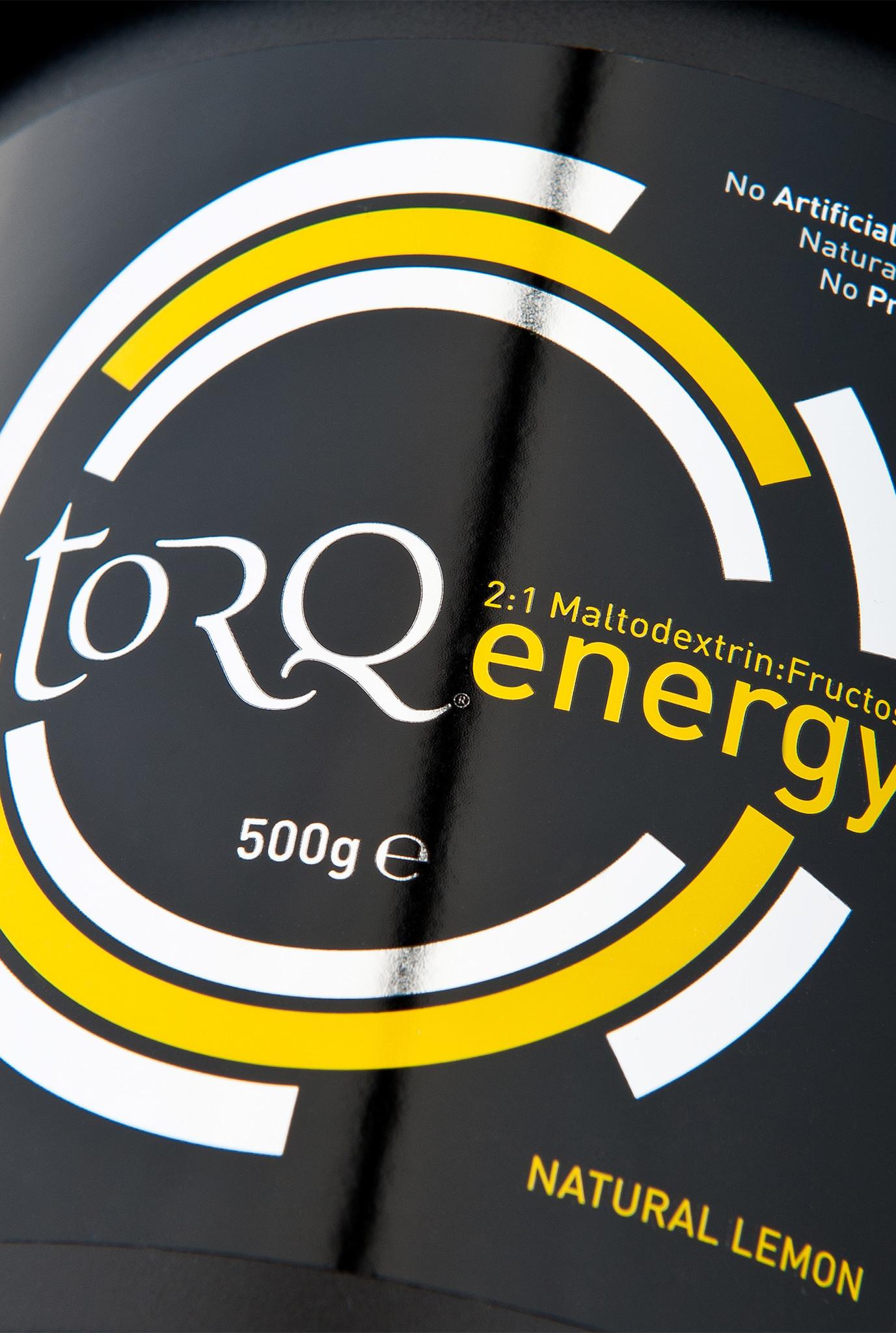Energy Natural Lemon (500gr)-2