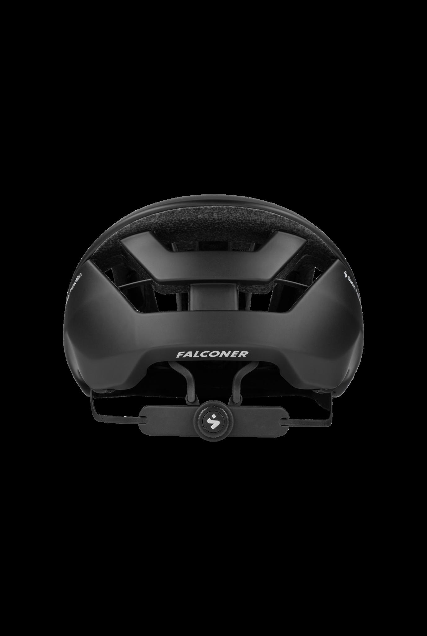 Falconer II Helmet Matte Black  Medium-4