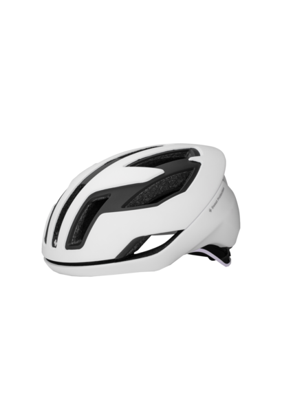 Falconer II Helmet Matte White Large