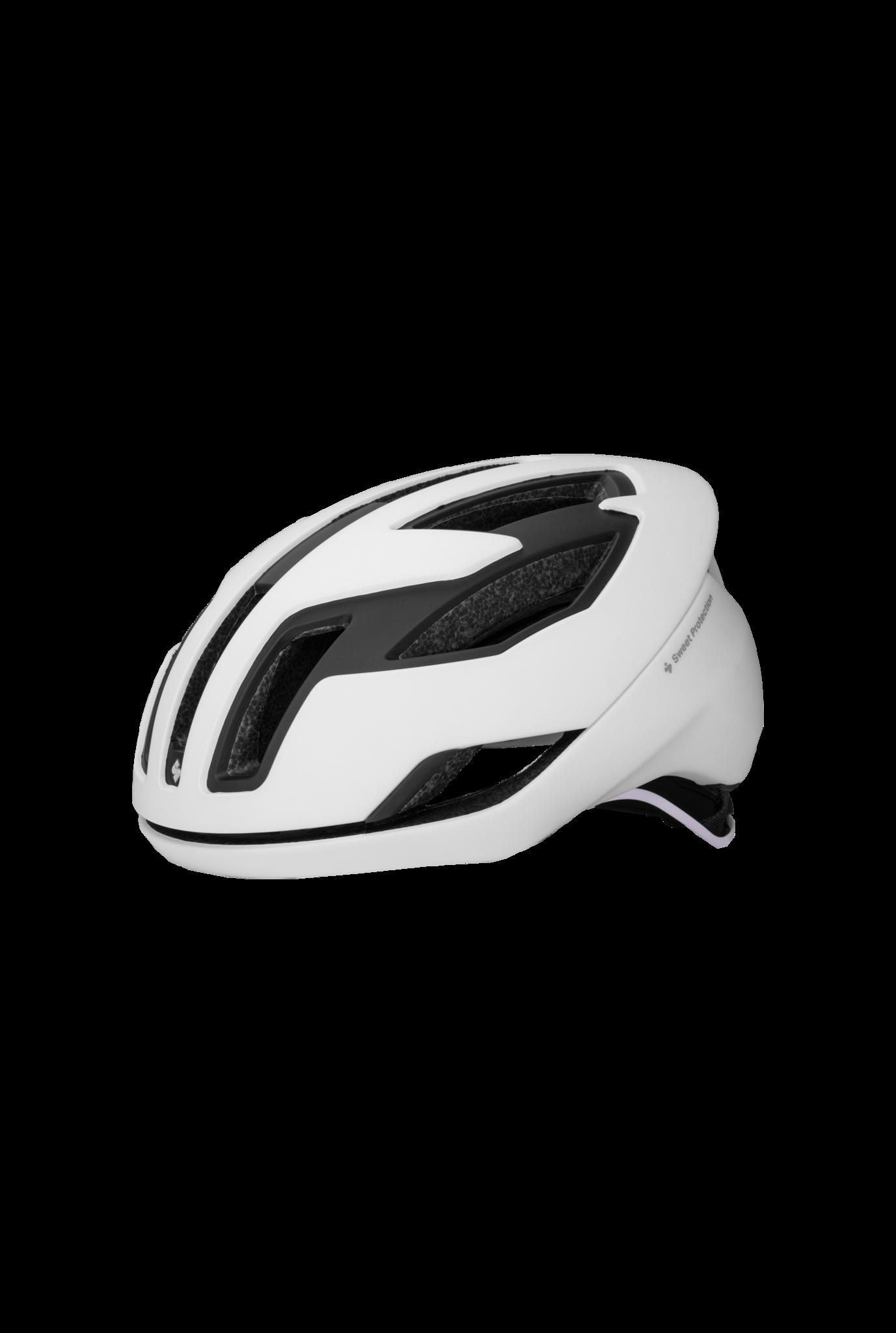 Falconer II Helmet Matte White Large-1
