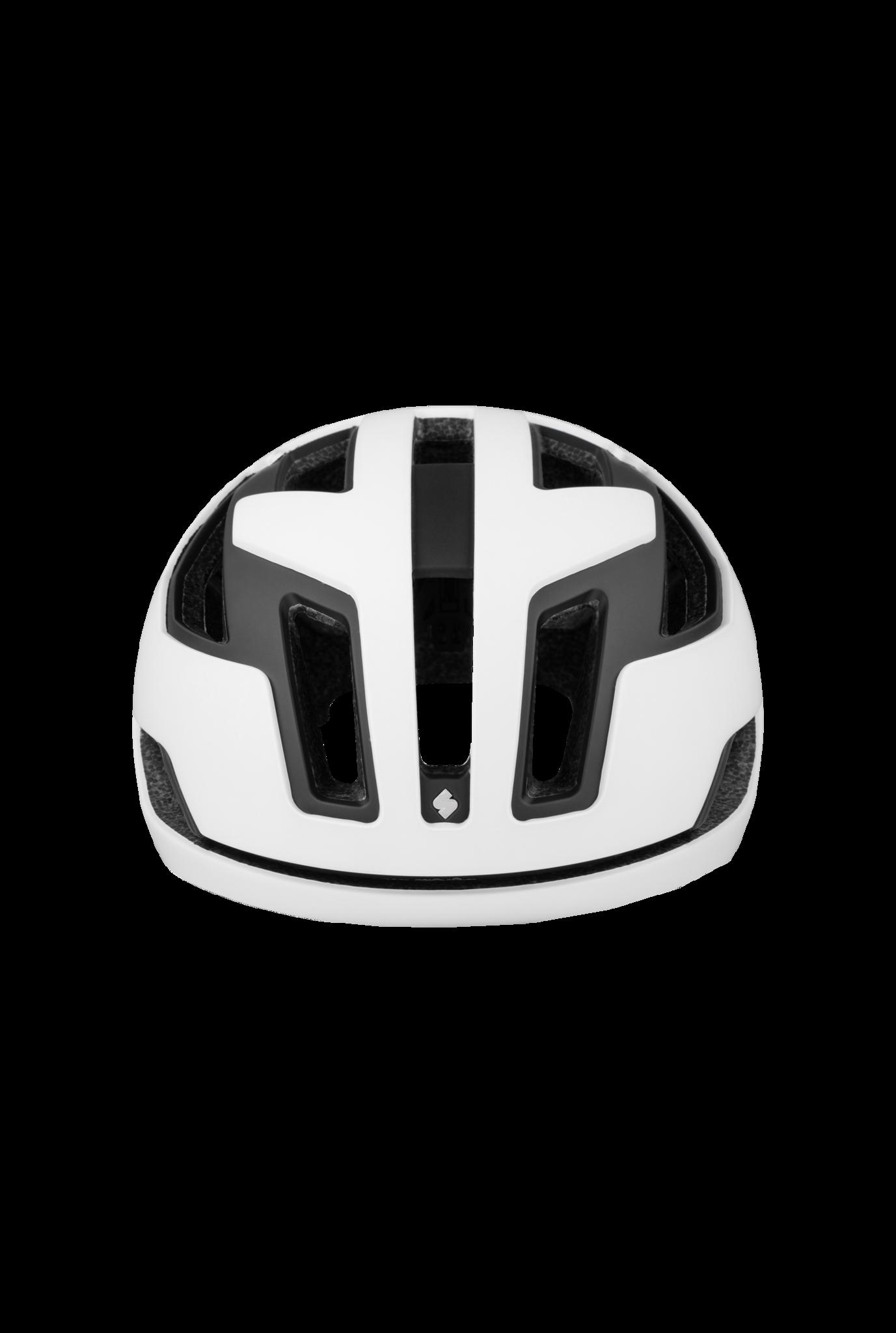 Falconer II Helmet Matte White Large-2