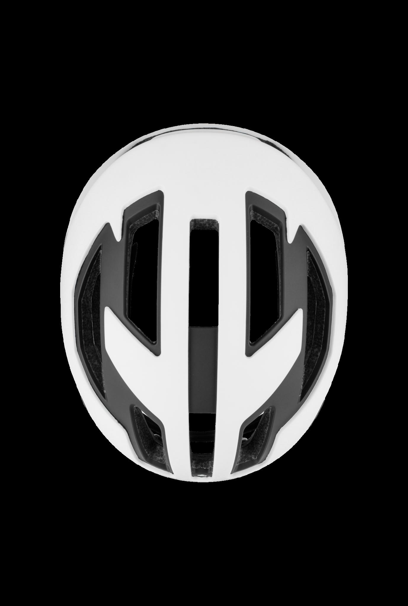 Falconer II Helmet Matte White Large-3