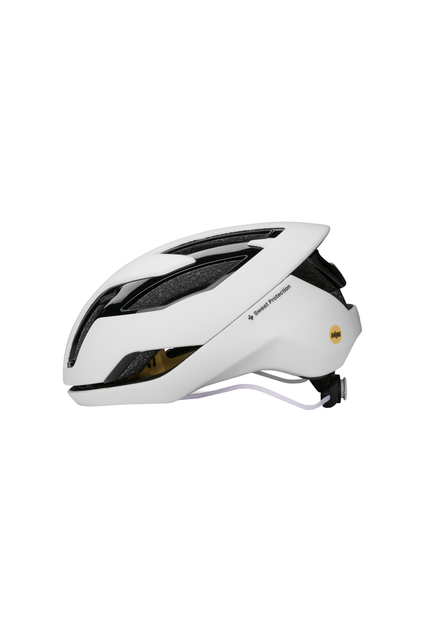 Falconer II MIPS Helmet Matte White Medium-3