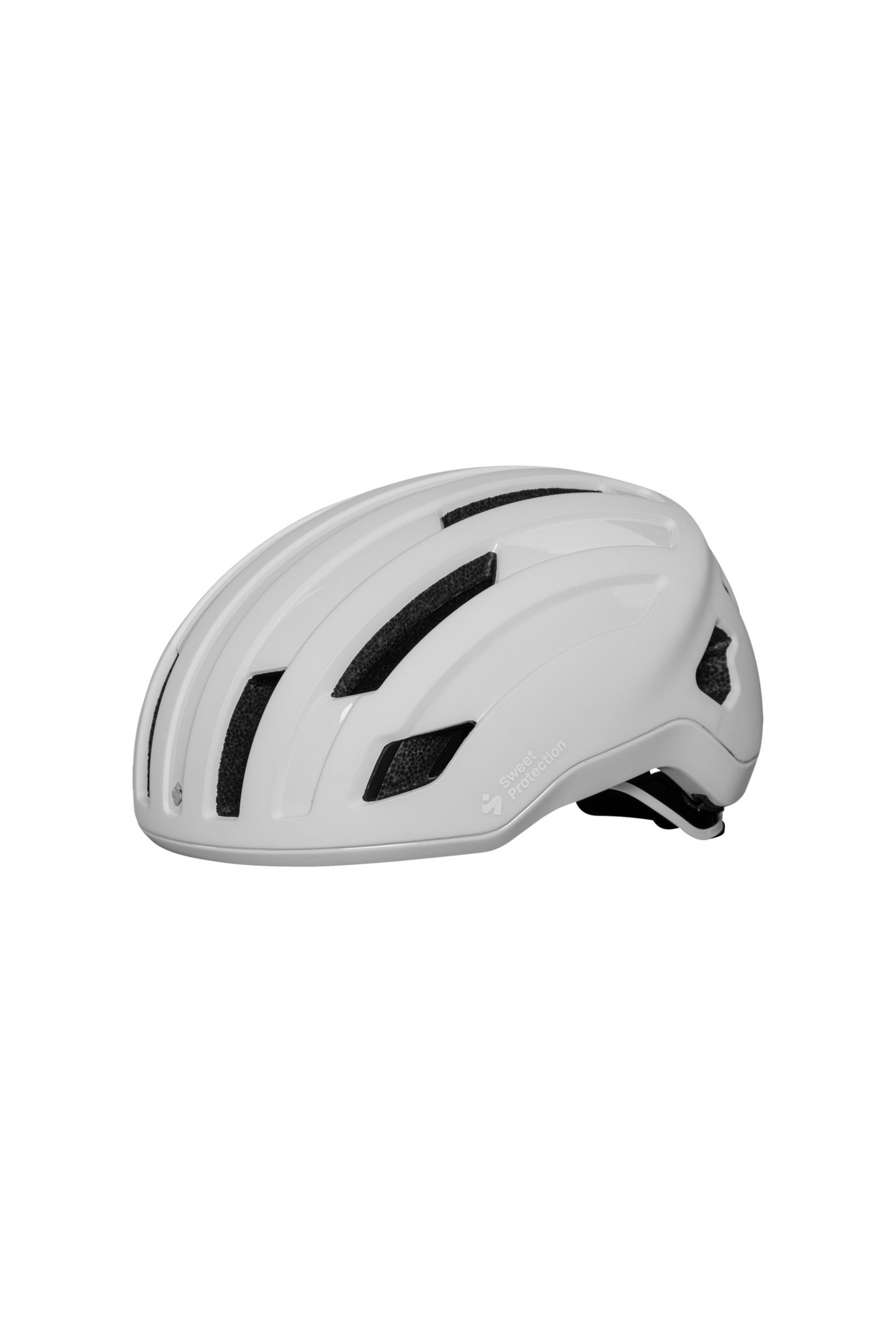 Outrider Helmet Matte White Large-1