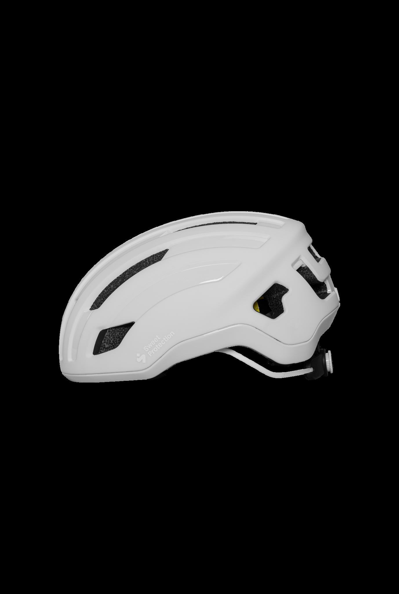 Outrider Helmet Matte White Large-2