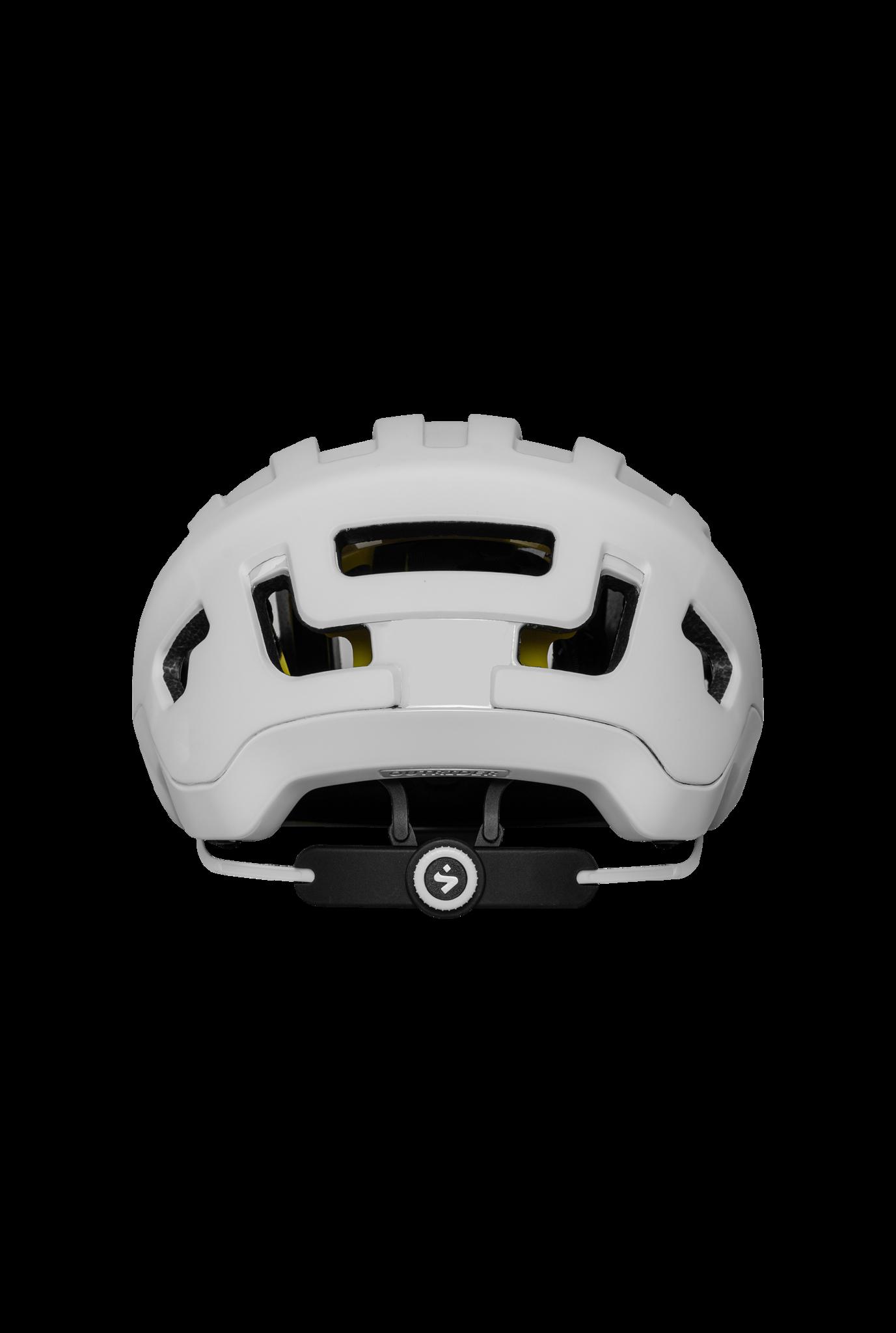 Outrider Helmet Matte White Large-3