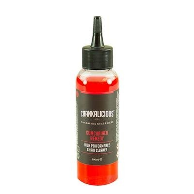Gumchained Remedy 100ml chain cleaner/degreaser-1