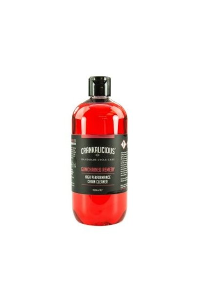 Gumchained Remedy 500ml chain cleaner/degreaser