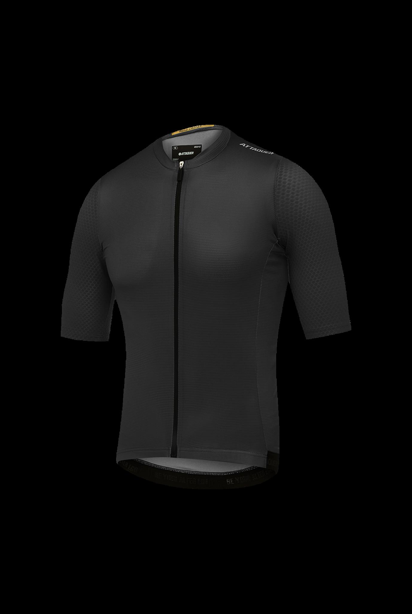 Race ULTRA+ Aero Jersey Black 2021-1