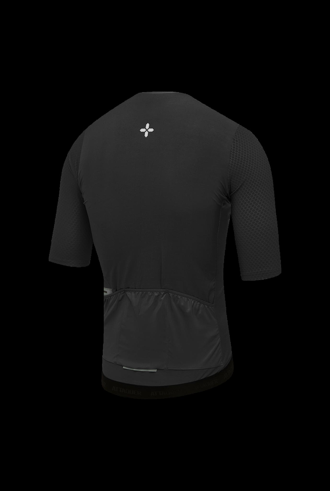 Race ULTRA+ Aero Jersey Black 2021-2