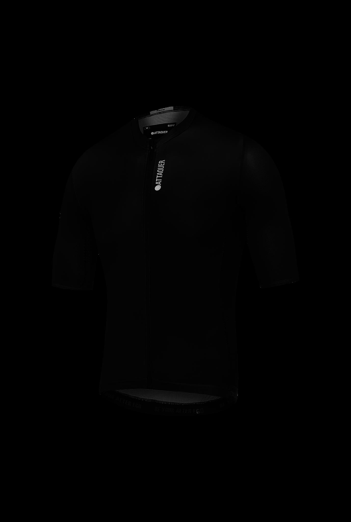 Race Jersey Black-1