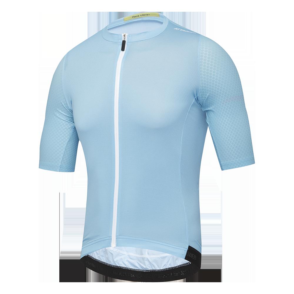 Race ULTRA+ Aero Jersey Steel Blue-1