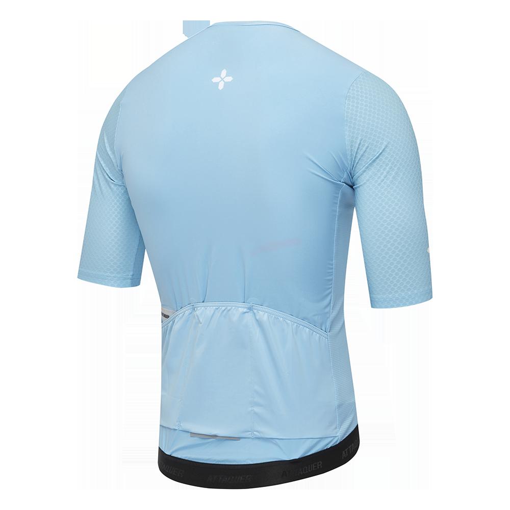 Race ULTRA+ Aero Jersey Steel Blue-2