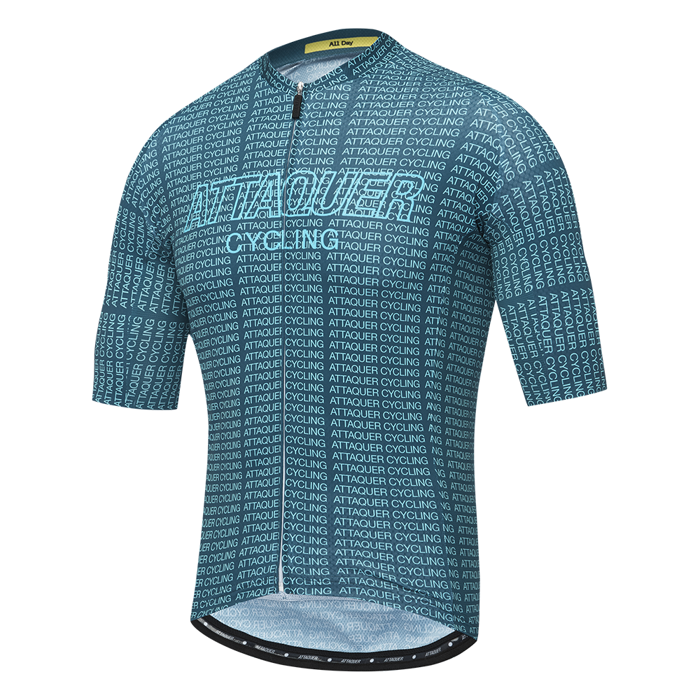 All Day Typo Jersey Grit Green 2021-1