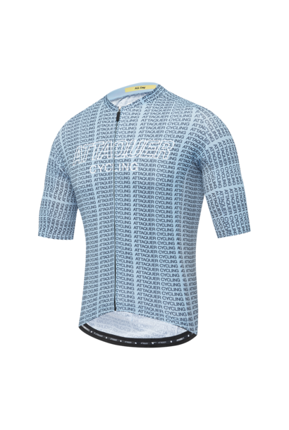All Day Typo Jersey Steel Blue 2021
