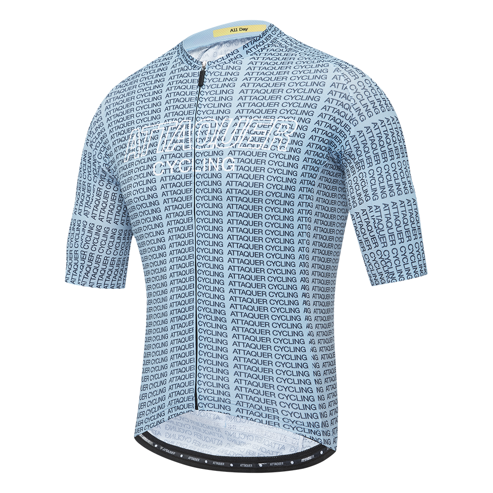 All Day Typo Jersey Steel Blue-1