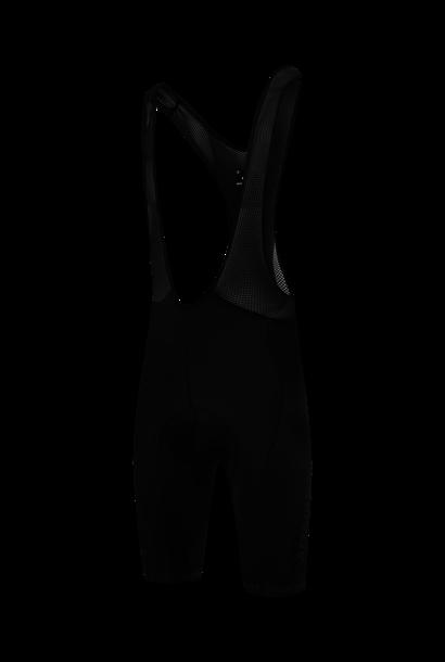 Race Bib Short Black Reflective Tonal Logo 2021