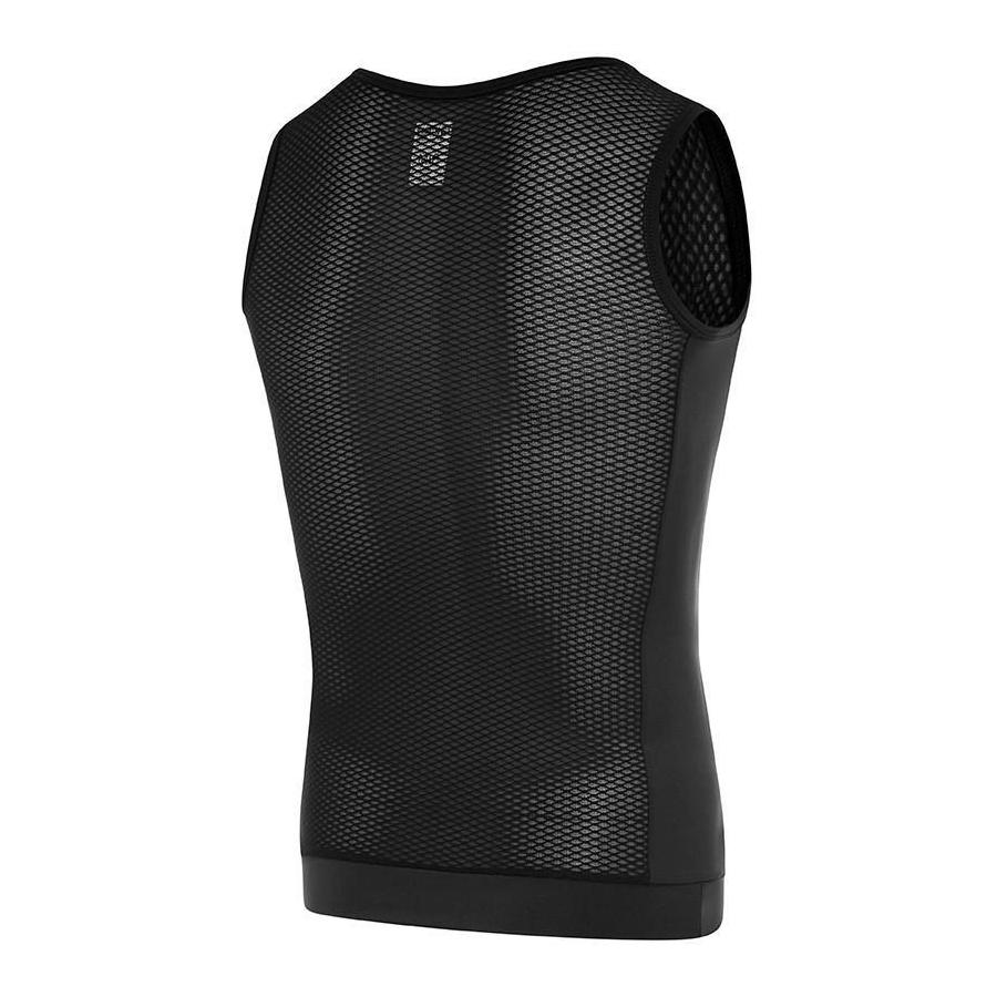 Undershirt Summer Weight Black-2