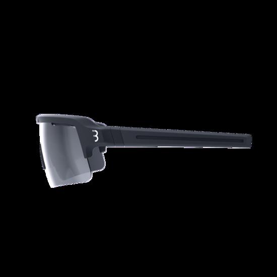BSG-65 sportbril Fuse PC flash mirror mat zwart-3
