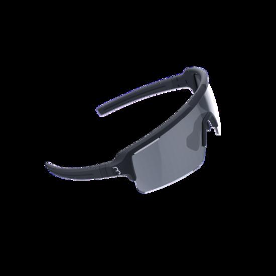 BSG-65 sportbril Fuse PC flash mirror mat zwart-1