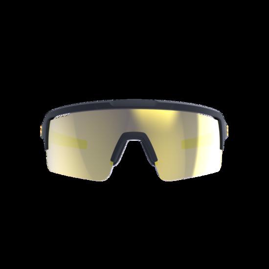 BSG-65 sportbril Fuse PC MLC goud mat zwart-2