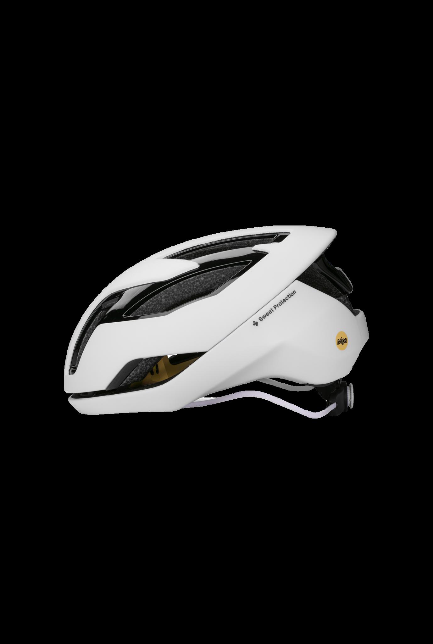 Falconer II MIPS Helmet Matte White Large-3