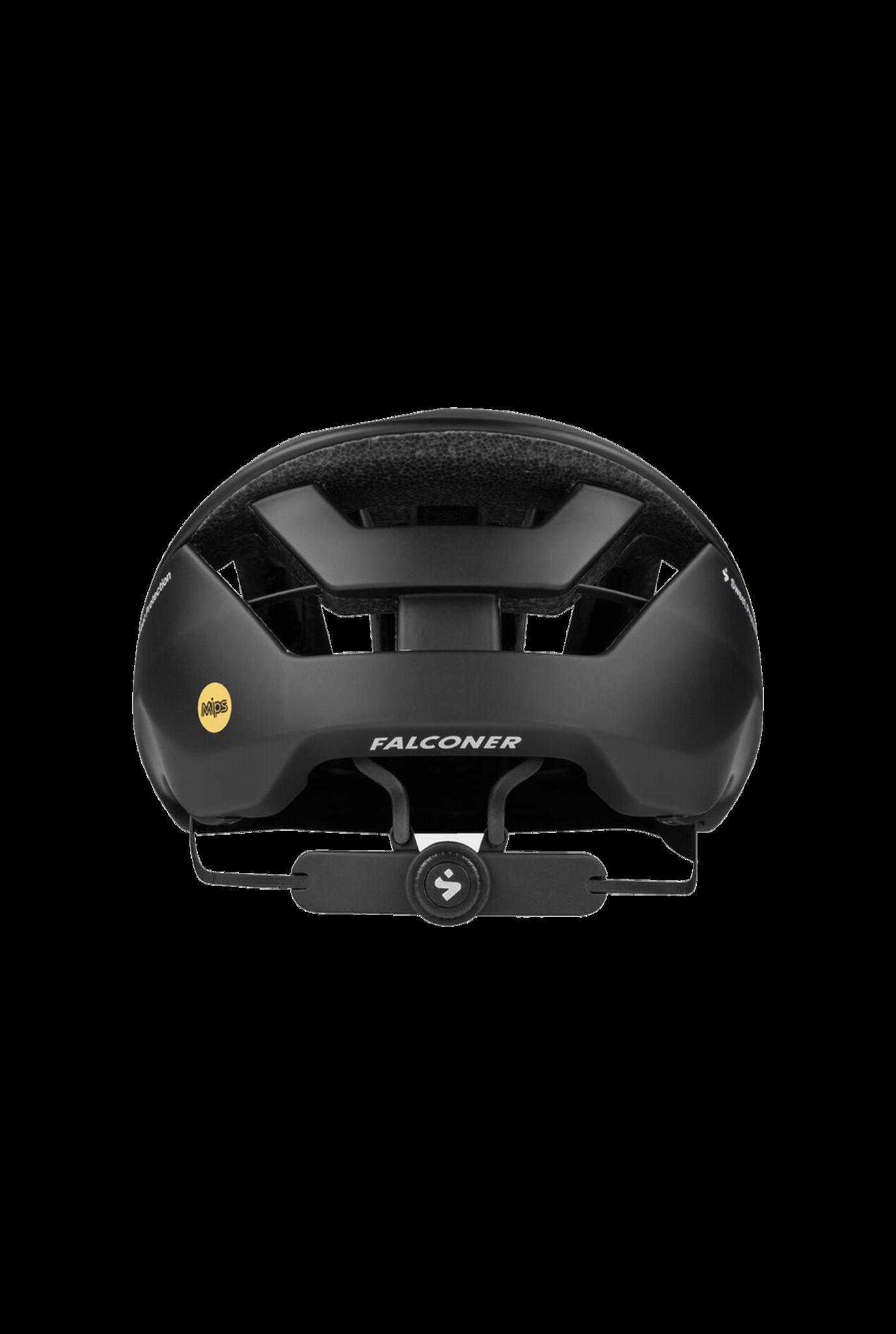 Falconer II MIPS Helmet Matte Black Medium-5