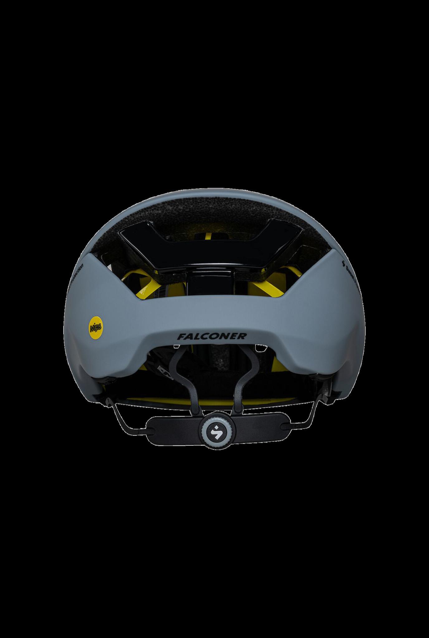 Falconer II MIPS Helmet Matte Nardo Grey Large-5