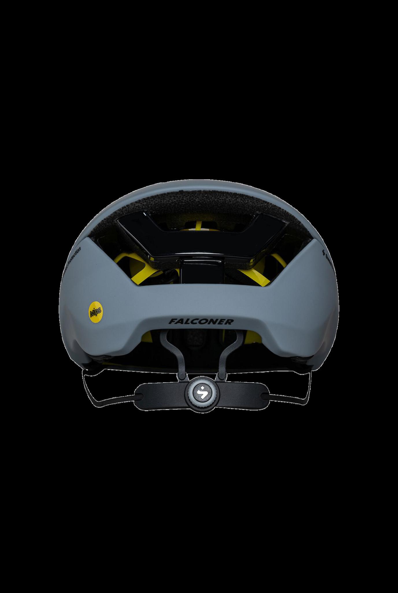 Falconer II Aero MIPS Helmet Matte Nardo Grey Medium-6