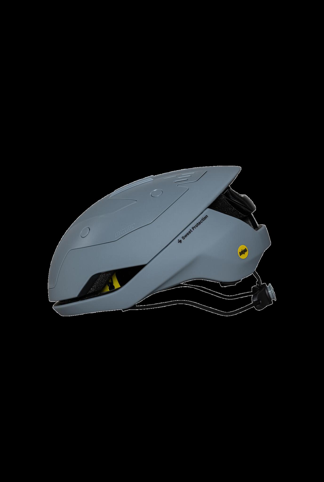 Falconer II Aero MIPS Helmet Matte Nardo Grey Large-4