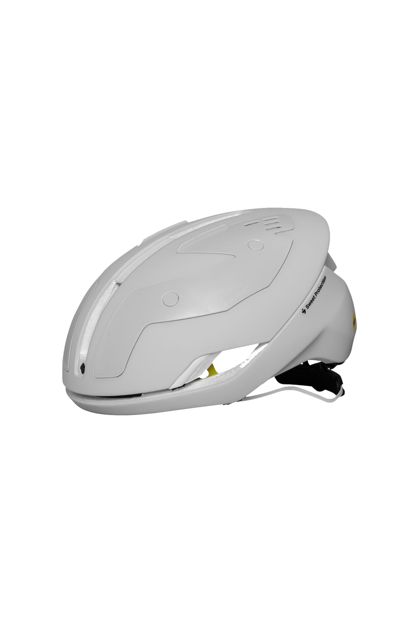 Falconer II Aero MIPS Helmet Matte Cloud Grey Medium-1