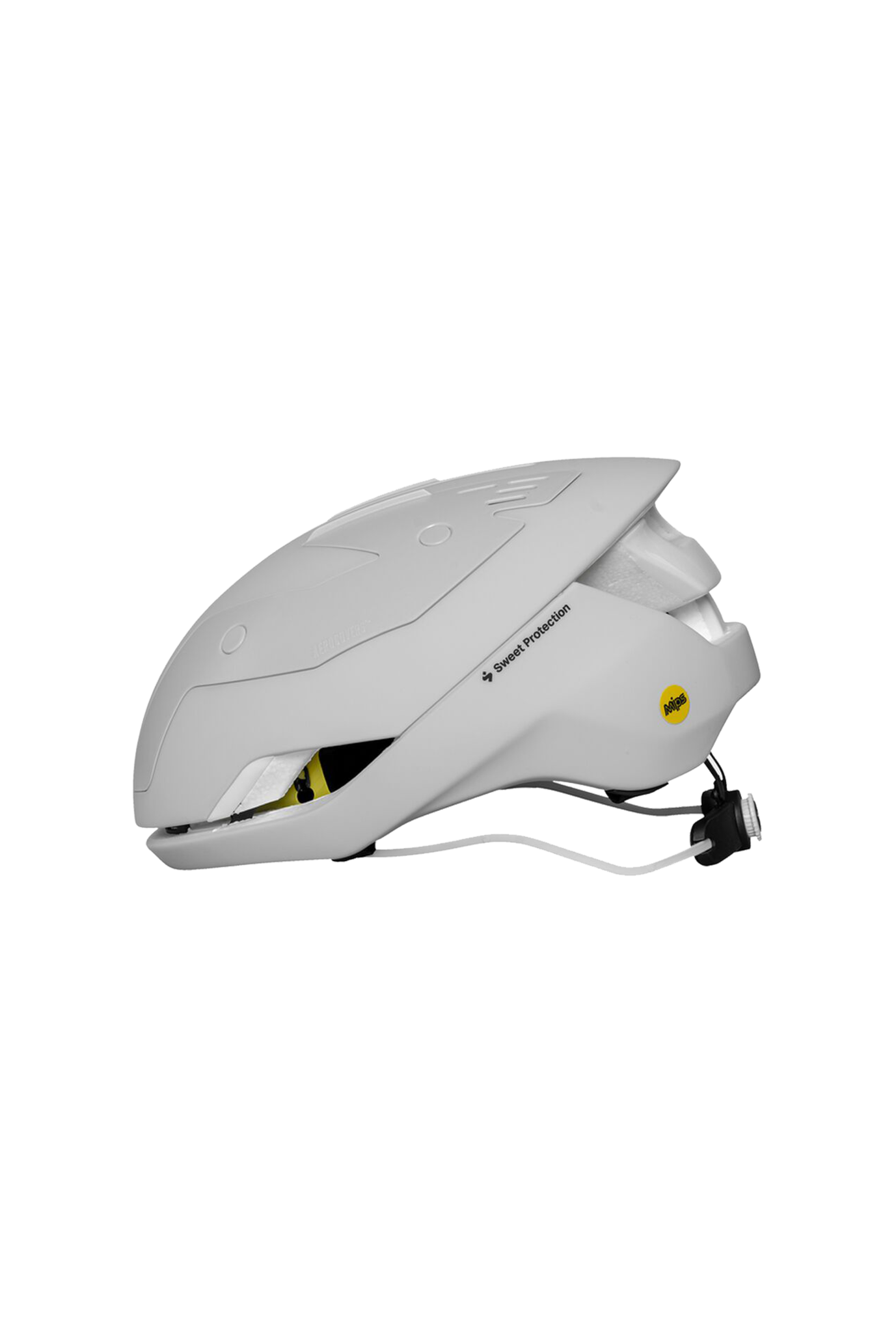 Falconer II Aero MIPS Helmet Matte Cloud Grey Medium-4