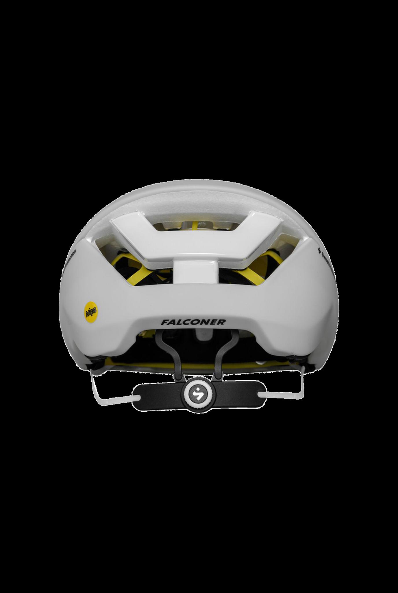 Falconer II Aero MIPS Helmet Matte Cloud Grey Medium-6
