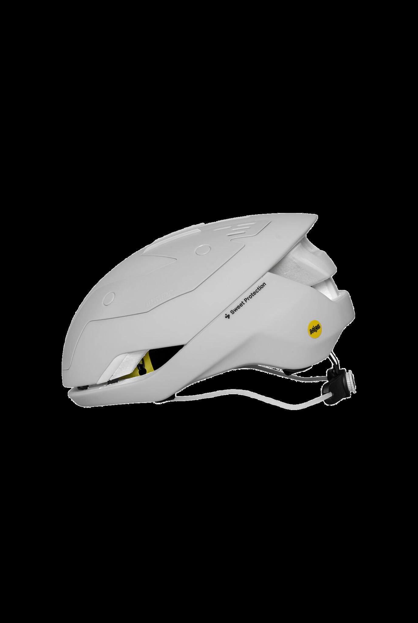 Falconer II Aero MIPS Helmet Matte Cloud Grey Large-4
