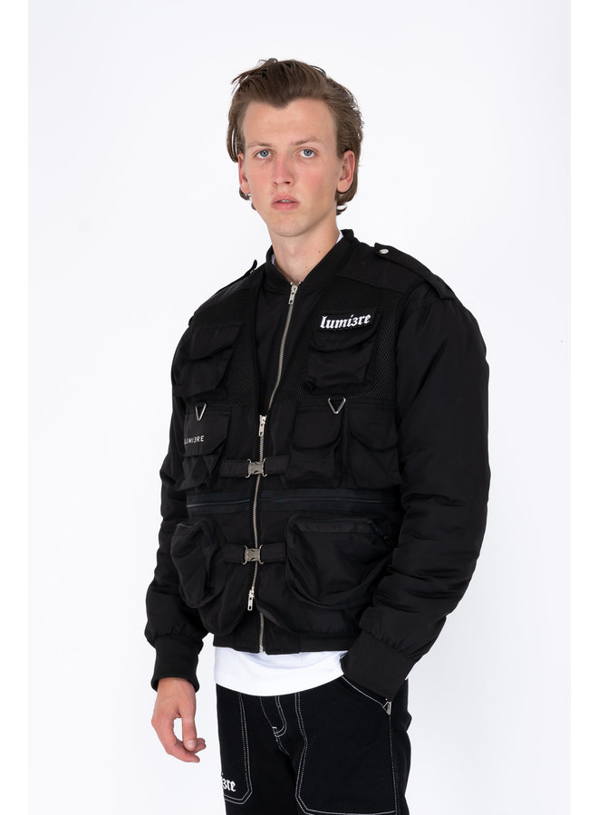 3-Way Tactical Jacket