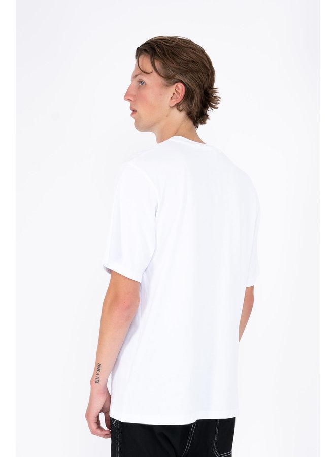 Pocket T-shirt Logo Black