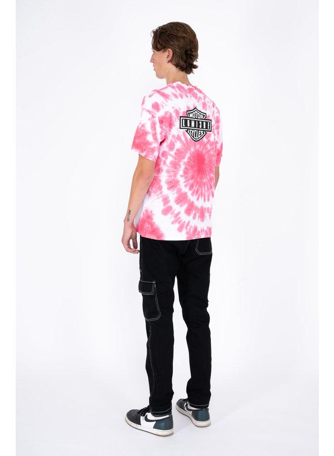 Tie Dye Pink T-shirt