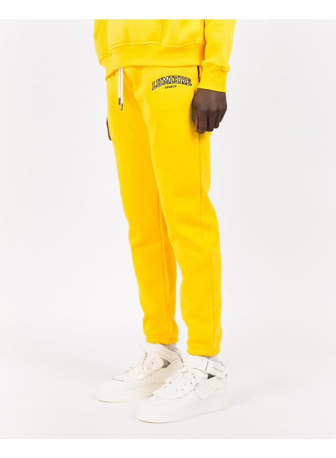 Lumi3re Sportif Yellow Hoodless