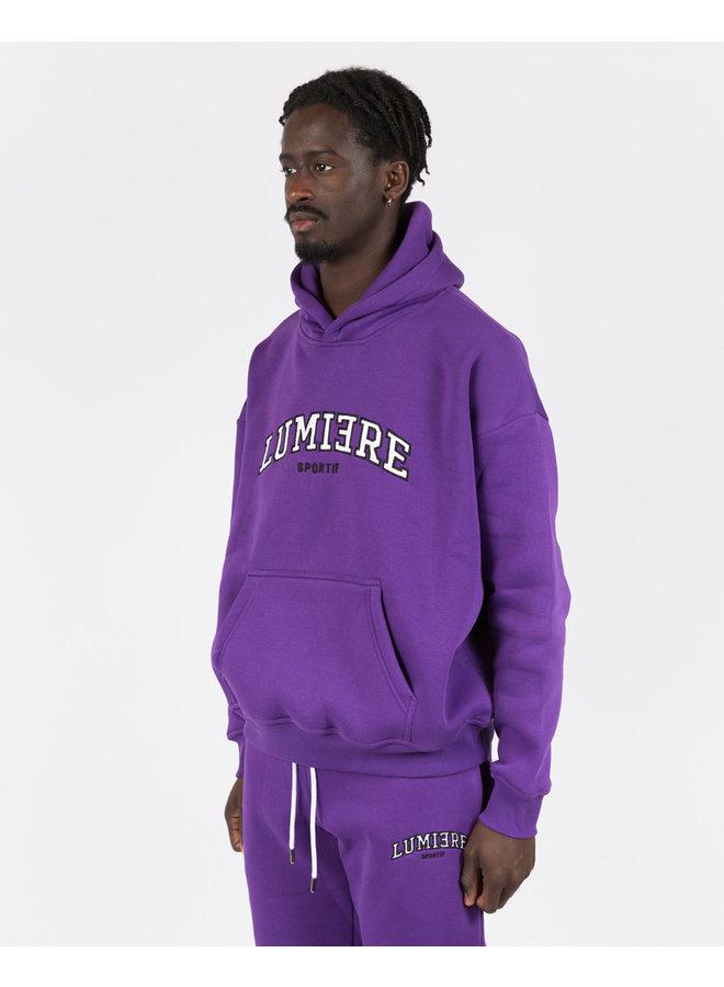 Lumi3re Sportif Purple