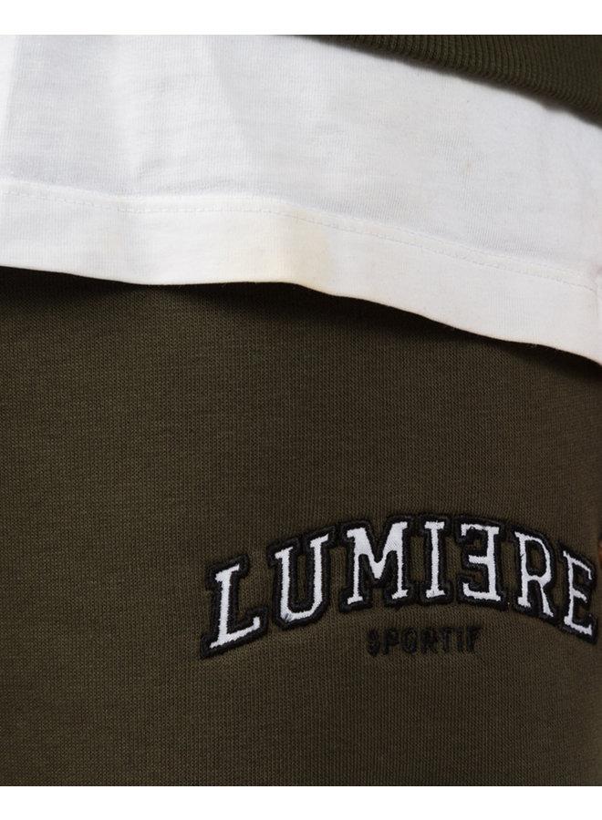 Lumi3re Sportif Army Green