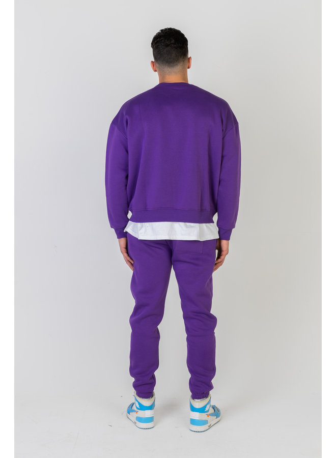 Lumi3re Sportif Purple Hoodless
