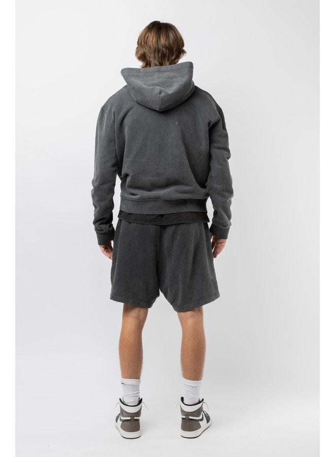 Washed Grey L3 Short