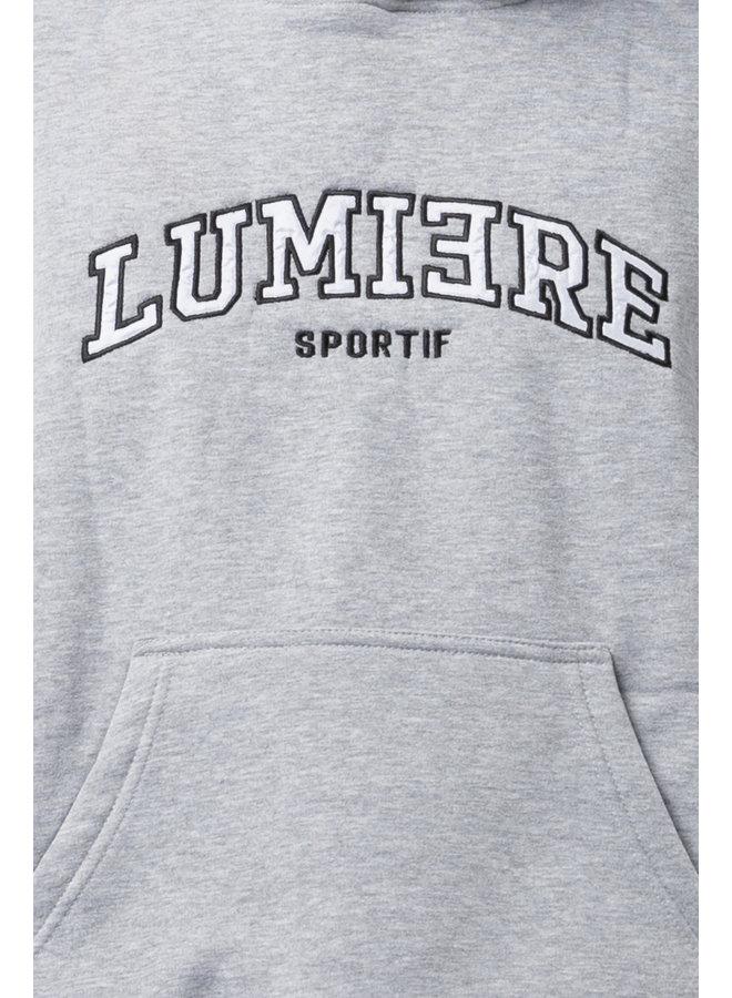 Lumi3re Sportif Melange Grey