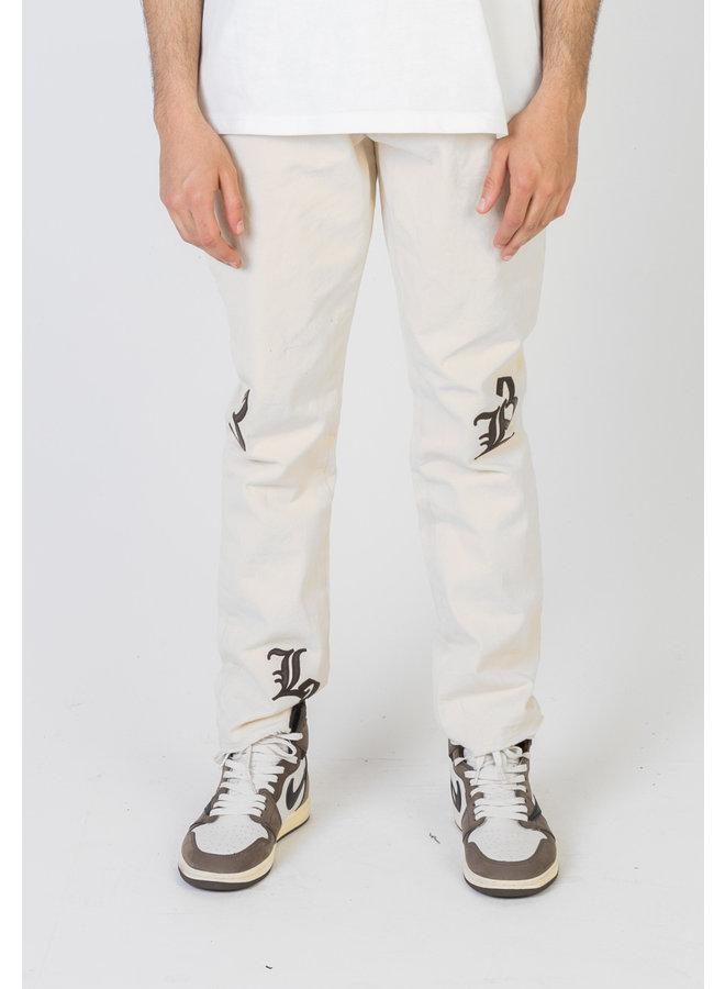 Beige L3 Jeans